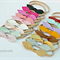 Baby - girl headbands Faux leather knot bow headband - choose your color
